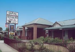 Tanjil Motor Inn - Accommodation Melbourne