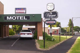 The Diplomat Motel - Accommodation Melbourne