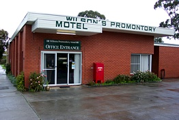 Wilsons Promontory Motel - Accommodation Melbourne