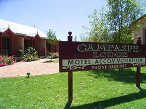 Campaspe Lodge - Accommodation Melbourne