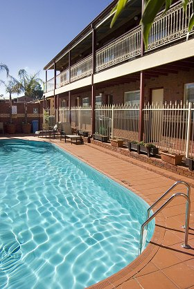 Quality Inn Railway - Accommodation Melbourne