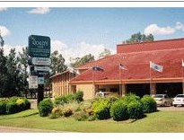 Quality Inn Charbonnier Hallmark - Accommodation Melbourne