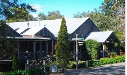 Riverwood Downs - Accommodation Melbourne
