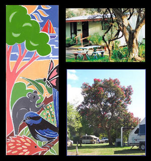 Bushland Cabins - Accommodation Melbourne