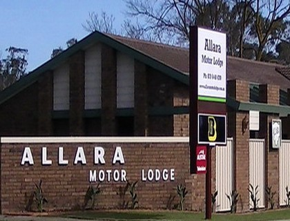 Allara Motor Lodge - Accommodation Melbourne