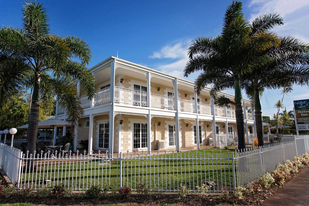 White Lace Motor Inn - Accommodation Melbourne