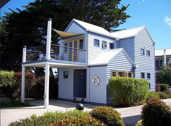 Rayville Boat Houses - Accommodation Melbourne