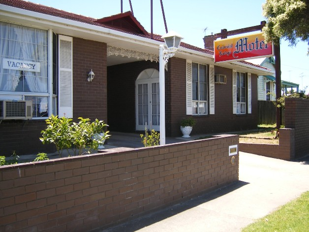 Colonial Lodge Motel - Accommodation Melbourne