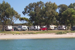 Streaky Bay Foreshore Tourist Park - Accommodation Melbourne