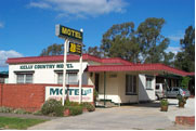 GLENROWAN KELLY COUNTRY MOTEL - Accommodation Melbourne