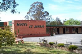 Motel St Arnaud - Accommodation Melbourne