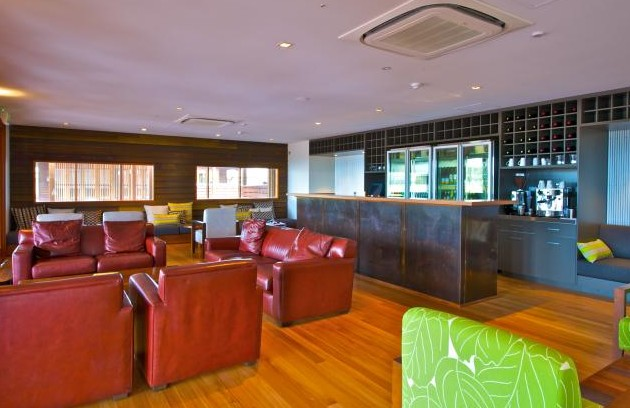 Wildman Wilderness Lodge - Accommodation Melbourne