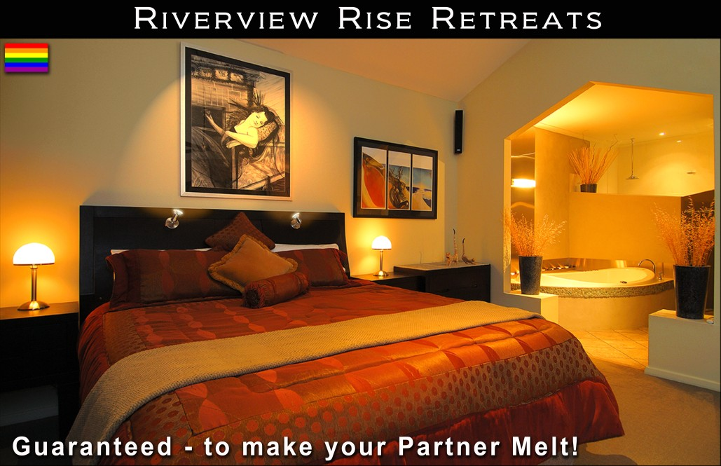 Riverview Rise Retreats - Accommodation Melbourne