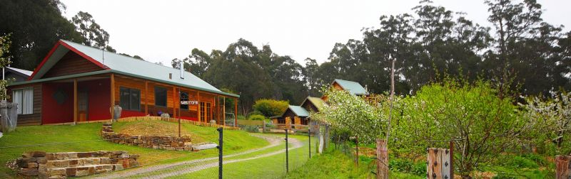 Elvenhome Farm Cottage - Accommodation Melbourne