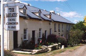 Lythgos Row of Romantic Cottages - Accommodation Melbourne