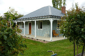 Westeria Cottage - Accommodation Melbourne