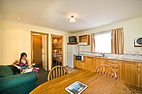 Leisureville Caravan Park - Accommodation Melbourne