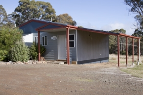 Highland Cabins and Cottages at Bronte Park - Accommodation Melbourne