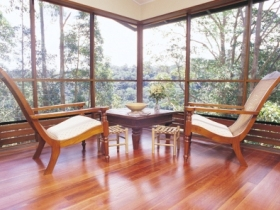 Lyola Pavilions in the Forest - Accommodation Melbourne