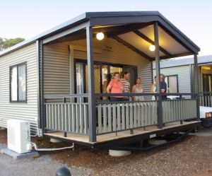 Broken Hill Tourist Park - Accommodation Melbourne