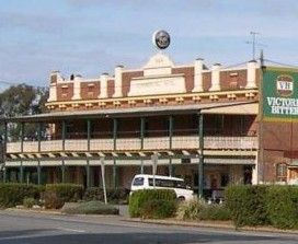 Commercial Hotel Barellan - Accommodation Melbourne