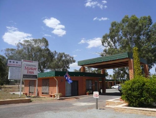 Grong Grong Motor Inn - Accommodation Melbourne