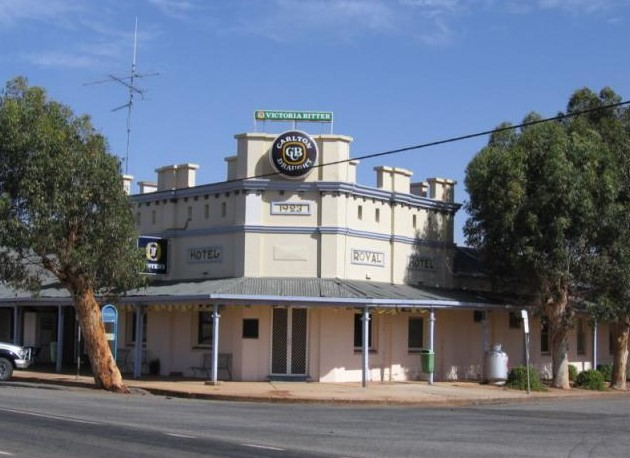 Royal Hotel Grong Grong - Accommodation Melbourne