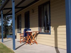 Belmadar Rose Cottage - Accommodation Melbourne