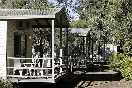 BIG4 Cania Gorge Holiday Park - Accommodation Melbourne