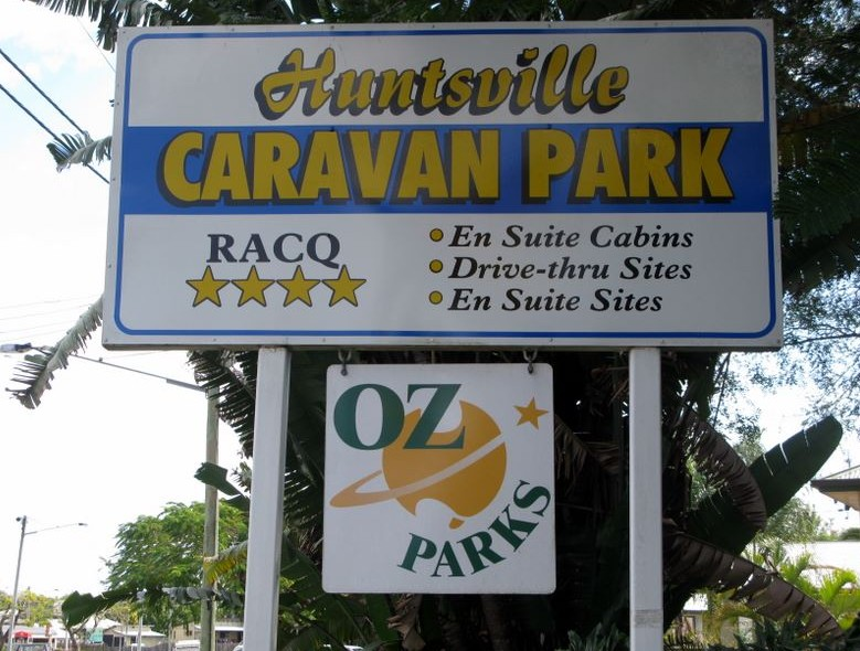 Huntsville Caravan Park - Accommodation Melbourne