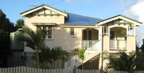 Eco Queenslander Holiday Home and BB - Accommodation Melbourne
