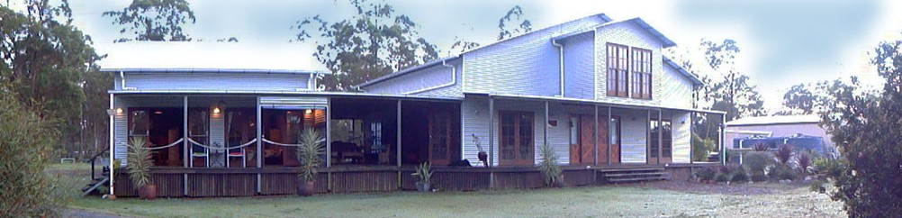 Tin Peaks Bed and Breakfast - Accommodation Melbourne