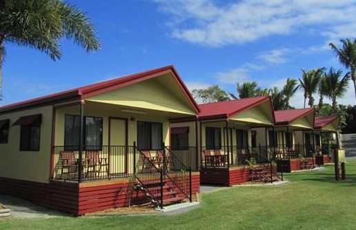 Big 4 Capricorn Palms Holiday Village - Accommodation Melbourne