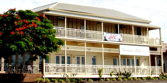 Gracemere Hotel - Accommodation Melbourne