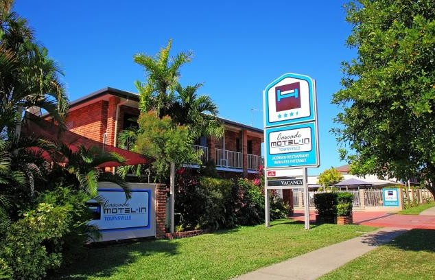Cascade Motel In Townsville - Accommodation Melbourne