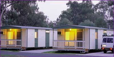 Echuca Caravan Park - Accommodation Melbourne