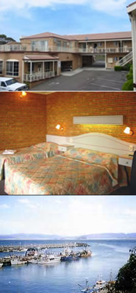 Twofold Bay Motor Inn - Accommodation Melbourne
