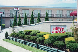Crest Motor Inn - Accommodation Melbourne
