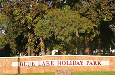 Blue Lake Holiday Park - Accommodation Melbourne