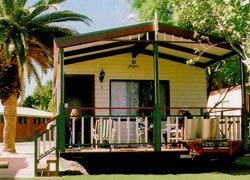 Swan Hill Riverside Caravan Park - Accommodation Melbourne