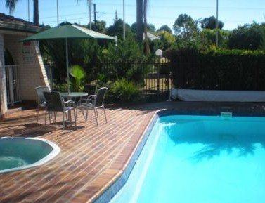 Tamworth Motor Inn - Accommodation Melbourne