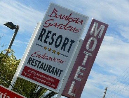 Banksia Gardens Resort Motel - Accommodation Melbourne