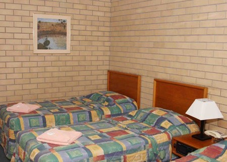 Gunsynd Motor Inn - Accommodation Melbourne