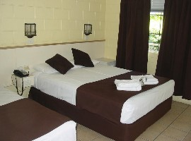 Colonial Rose Motel - Accommodation Melbourne