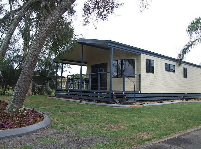 Happy Wanderer Village Caravan Park - Accommodation Melbourne