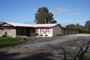 The Castle Creek Motel - Accommodation Melbourne