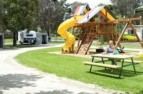 Barwon River Tourist Park - Accommodation Melbourne