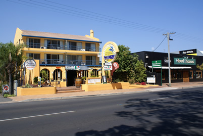 Delfinos Bay Resort - Accommodation Melbourne