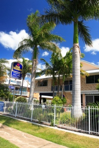 Ambassador Motor Lodge Best Western - Accommodation Melbourne