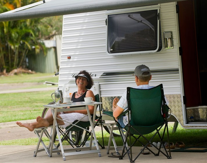 Coolum Beach Holiday Park - Accommodation Melbourne